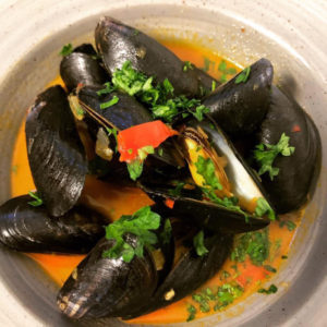 French Flavoured Muscles in Macclesfield